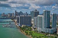 Edgewater District & Downtown Miami