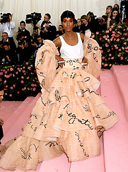 Kerry Washington attending the Metropolitan Museum of Art Costume Institute Benefit Gala 2019 in New York, USA.