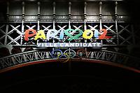 OL 2012<br /> Foto: Dppi/Digitalsport<br /> NORWAY ONLY<br /> <br /> OLYMPICS - PARIS 2012 - LIGHTING OF PARIS<br /> <br /> EIFFEL TOWER