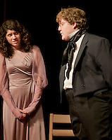 Laconia High School production of Pride and Prejudice  November 30, 2010.
