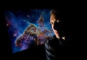 James Bullock, UCI professor of physics and astronomy, specializes in galaxy evolution and directs the Southern California Center for Galaxy Evolution , a University of California Irvine-based center.