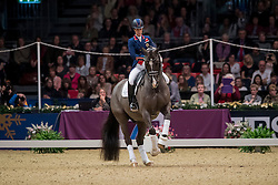 Dujardin Charlotte, GBR, Valegro<br /> FEI World Cup Dressage <br /> Olympia Horse Show -London 2016<br /> © Hippo Foto - Jon Stroud<br /> 13/12/16
