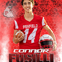 2022 Penfield Football Banners