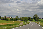 Rural Germany Near the Swiss border