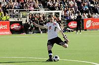 Tippeliga Fotball 21.april 2014. Eliteserie. Foto Christian Blom Digitalsport Sogndal - Strømsgodset. Ørjan Hopen Sogndal