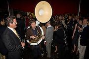 The Hayward Gallery 40th birthday Gala. hayward Gallery. South Bank. 9 July 2008 *** Local Caption *** -DO NOT ARCHIVE-© Copyright Photograph by Dafydd Jones. 248 Clapham Rd. London SW9 0PZ. Tel 0207 820 0771. www.dafjones.com.