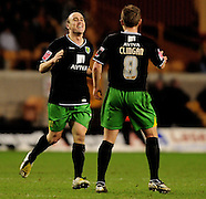 Wolverhampton Wanderers v Norwich City 030209