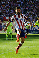 Atletico de Madrid´s Arda Turan during 2014-15 La Liga match between Atletico de Madrid and FC Barcelona at Vicente Calderon stadium in Madrid, Spain. May 17, 2015. (ALTERPHOTOS/Luis Fernandez)