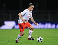 Fotball<br /> Polen v Makedonia<br /> Foto: Witters/Digitalsport<br /> NORWAY ONLY<br /> <br /> 26.05.2008<br /> <br /> Marek Saganowski<br /> Fussball Polen