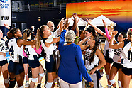 FIU Volleyball vs Middle Tennessee (Nov 08 2018)