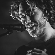 Matt Corby performing live at the Fillmore concert venue in San Francisco, CA on June 1, 2016