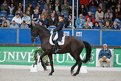 Van Baalen Marlies (NED) - BMC Ojay<br /> Nederlands Kampioenschap Dressuur - De Steeg 2009<br /> Photo © Dirk Caremans
