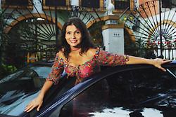 A professora de dança Cadica Borguetti em sua escola. FOTO: Jefferson Bernardes/Preview.com