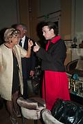 GIOVANNI RUSSO; NICOLETTA FIORUCCI; MILOVAN FARRONATO; , Calder After The War. Pace London. Burlington Gdns. London. 18 April 2013.