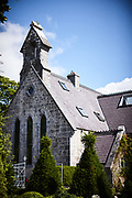 Cahernorry Church and Gardens Architectural photography. Working with Architects, Magazine editors and property owners. Documenting thier work for high quality magazines and brochures.