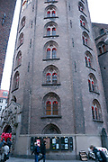 Copenhagen, Denmark. Roundtower in the old city hosted Hungry Planet exhibit for several months.
