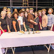 NLD/Aalsmeer/20170921 - Perspresentatie Fiddler on the Roof, cast en creatives