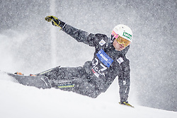 Alexander Payer (AUT) competes during Qualification Run of Men's Parallel Giant Slalom at FIS Snowboard World Cup Rogla 2016, on January 23, 2016 in Course Jasa, Rogla, Slovenia. Photo by Ziga Zupan / Sportida