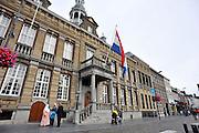 Nederland, Roermond, 10-9-2011Stadhuis, gemeentehuis aan de markt van Roermond.Foto: Flip Franssen/Hollandse Hoogte