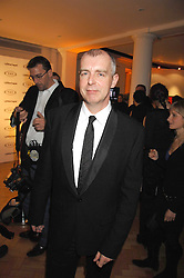 NEIL TENNANT at the TOD's Art Plus Film Party 2008 hosted by The Whitechapel Art Gallery at a former church at 1 Marylebone Road, London NW1 on 6th March 2008.<br />