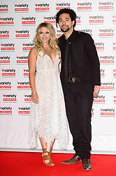October 18, 2016 - London, London, UK - CRISSIE RHODES and BEN EARLE of British music group THE SHIRES attend the Variety Showbiz Awards at the Hilton Park Lane Hotel. London, UK. (Credit Image: © Ray Tang/London News Pictures via ZUMA Wire)
