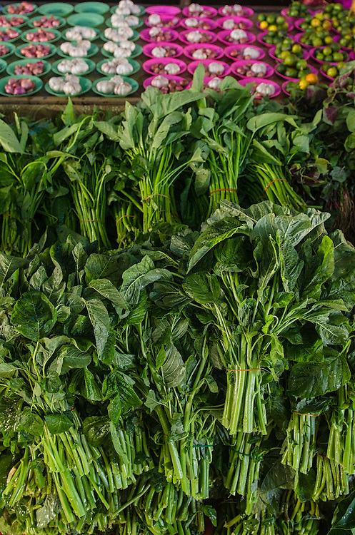 Vegetable Market<br /> Biak Island<br /> West Papua<br /> Indonesia