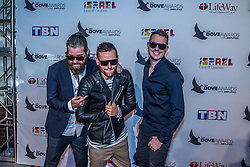 October 11, 2016 - Nashville, Tennessee, USA - Rapture Ruckus at the 47th Annual GMA Dove Awards  in Nashville, TN at Allen Arena on the campus of Lipscomb University.  The GMA Dove Awards is an awards show produced by the Gospel Music Association. (Credit Image: © Jason Walle via ZUMA Wire)