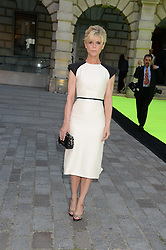 EMILIA FOX at the preview party for The Royal Academy Of Arts Summer Exhibition 2013 at Royal Academy of Arts, London on 5th June 2013.