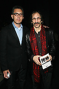 l to r: John Tutturo and Richard Edson at The ImageNation celebration for the 20th Anniversary of ' Do the Right Thing' held Lincoln Center Walter Reade Theater on February 26, 2009 in New York City. ..Founded in 1997 by Moikgantsi Kgama, who shares executive duties with her husband, Event Producer Gregory Gates, ImageNation distinguishes itself by screening works that highlight and empower people from the African Diaspora.