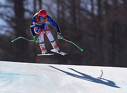February 17, 2018 - PyeongChang, South Korea - PETRA VLHOVA of Slovakia during Alpine Skiing: Ladies Super-G at Jeongseon Alpine Centre at the 2018 Pyeongchang Winter Olympic Games. (Credit Image: © Patrice Lapointe via ZUMA Wire)