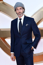 Richard Biedul attending the Kingsman: The Golden Circle World Premiere held at Odeon and Cineworld Cinemas, Leicester Square, London. Picture date: Monday 18th September 2017. Photo credit should read: Doug Peters/Empics Entertainment