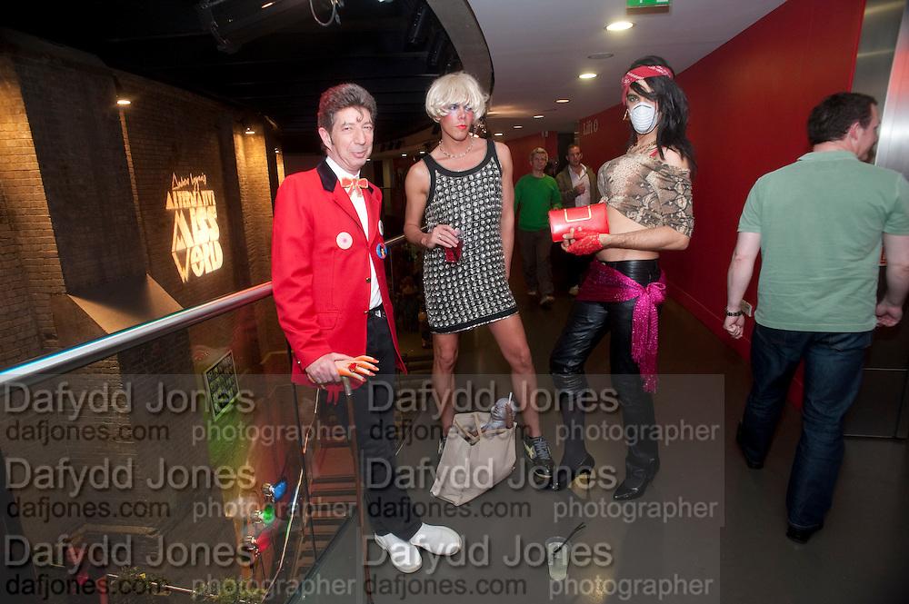 DUGGIE FIELDS; THORNE; JORDAN, Andrew Logan't Alternative Miss World. The Roundhouse. 2 May 2009