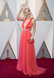 March 4, 2018 -Hollywood, California, U.S. - Samara Weaving. 90th Annual Academy Awards presented by the Academy of Motion Picture Arts and Sciences held at Hollywood & Highland Center. (Credit Image: © A.M.P.A.S/AdMedia via ZUMA Wire)