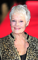 Dame Judi Dench attending a gala screening for new film Philomena at the Odeon Cinema in London.