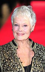 Dame Judi Dench attending a gala screening for new film Philomena at the Odeon Cinema in London.