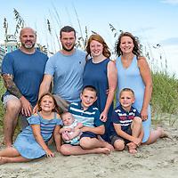 Tobaison Family, Crown Reef Beach Resort, Myrtle Beach