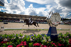 Klinkers Kyra, NED, Equirelle W<br /> World Championship Young Dressage Horses <br /> Ermelo 2016<br /> © Hippo Foto - Dirk Caremans<br /> 31/07/16