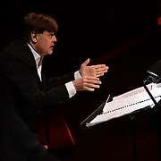 Jazz Voice - Festival opening gala at Royal Festival Hall on 16 Nov 2018, London, UK.