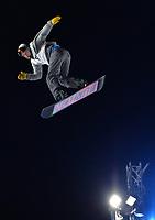 Snowboard / Snøbrett<br /> Foto: Gepa/Digitalsport<br /> NORWAY ONLY<br /> <br /> INNSBRUCK,AUSTRIA,06.FEB.16 - SNOWBOARD - Air and Style. Image shows Kim Rune Hansen (NOR).