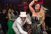 MARK LANE; AMANDA LLOYD, London Bar & Club Awards, Intercontinental Hotel. Park Lane. London, 6 June 2016