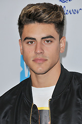 Jack Gilinsky arrives at We Day California 2017 held at The Forum in Inglewood, CA on Thursday, April 27, 2017. (Photo By Sthanlee B. Mirador) *** Please Use Credit from Credit Field ***