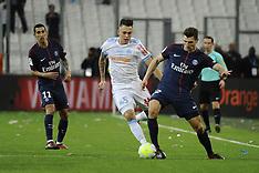 Marseille vs Paris - 22 October 2017