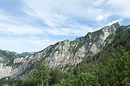 The trail to Rinnerhütte from Offensee, Salzkammergut, Austria © Rudolf AbrahamSalzkammergut, Austria © Rudolf Abraham