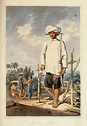 From the book A voyage to Cochinchina, in the years 1792 and 1793. To which is annexed an account of a journey made in the years 1801 and 1802, to the residence of the chief of the Booshuana nation by Sir John Barrow, 1764-1848 Published in London in 1806 by T. Cadell and W. Davies