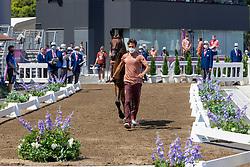 Vogg Felix, SUI, Colero, 268<br /> Olympic Games Tokyo 2021<br /> © Belga-Dirk Caremans<br /> 29/07/2021