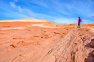 MODEL RELEASED - Valley of Fire State Park in Nevada
