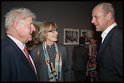 STANLEY JOHNSON; JENNY JOHNSON; ROBERT LESLIE, The fifth Prix Pictet prize of CHF100,000 Victoria and Albert Museum, London. 21 May 2014