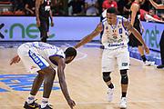 DESCRIZIONE : Trofeo Meridiana Dinamo Banco di Sardegna Sassari - Olimpiacos Piraeus Pireo<br /> GIOCATORE : Christian Eyenga MarQuez Haynes<br /> CATEGORIA : Fair Play Ritratto Esultanza<br /> SQUADRA : Dinamo Banco di Sardegna Sassari<br /> EVENTO : Trofeo Meridiana <br /> GARA : Dinamo Banco di Sardegna Sassari - Olimpiacos Piraeus Pireo Trofeo Meridiana<br /> DATA : 16/09/2015<br /> SPORT : Pallacanestro <br /> AUTORE : Agenzia Ciamillo-Castoria/L.Canu