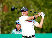 Golf - 2019 Senior Open Championship at Royal Lytham & St Annes - First Round <br /> <br /> Jerry Kelly (USA) hits his drive on the 2nd hole.<br /> <br /> COLORSPORT/ALAN MARTIN