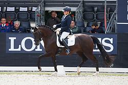Verreet Katrien, BEL, Miss Furstenball<br /> Longines FEI/WBFSH World Breeding Dressage Championships for Young Horses - Ermelo 2017<br /> © Hippo Foto - Dirk Caremans<br /> 04/08/2017